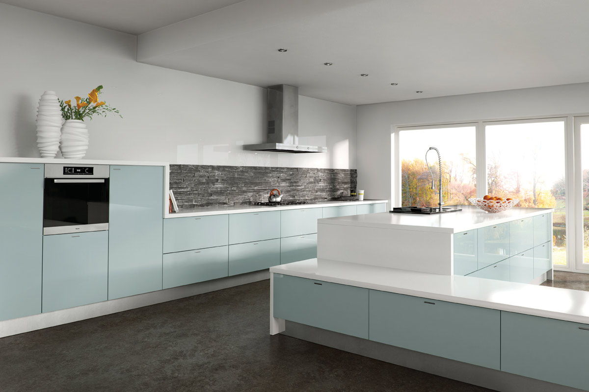 High Gloss Kitchens Dublin, Fitted Kitchens, Bespoke ... on Kitchen  id=56269